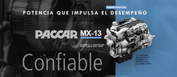Motor Paccar MX CONFIABLE