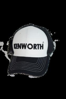 Gorra Bicolor Negra - Kenworth