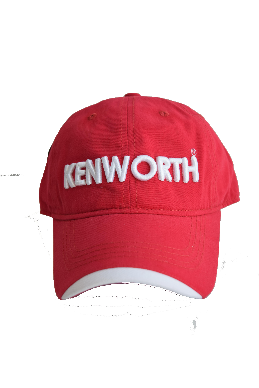 Gorra Francés Roja - Kenworth