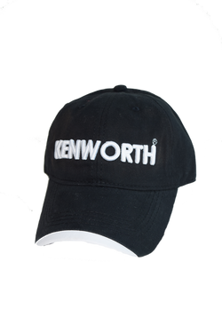 Gorra Francés Negra - Kenworth