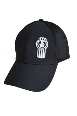 Gorra Daytona Negra - logo Kw