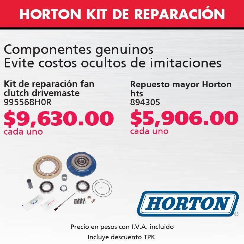 Kit de Reparación Horton