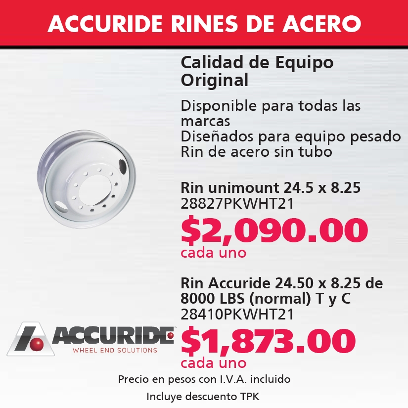 Rines Accuride