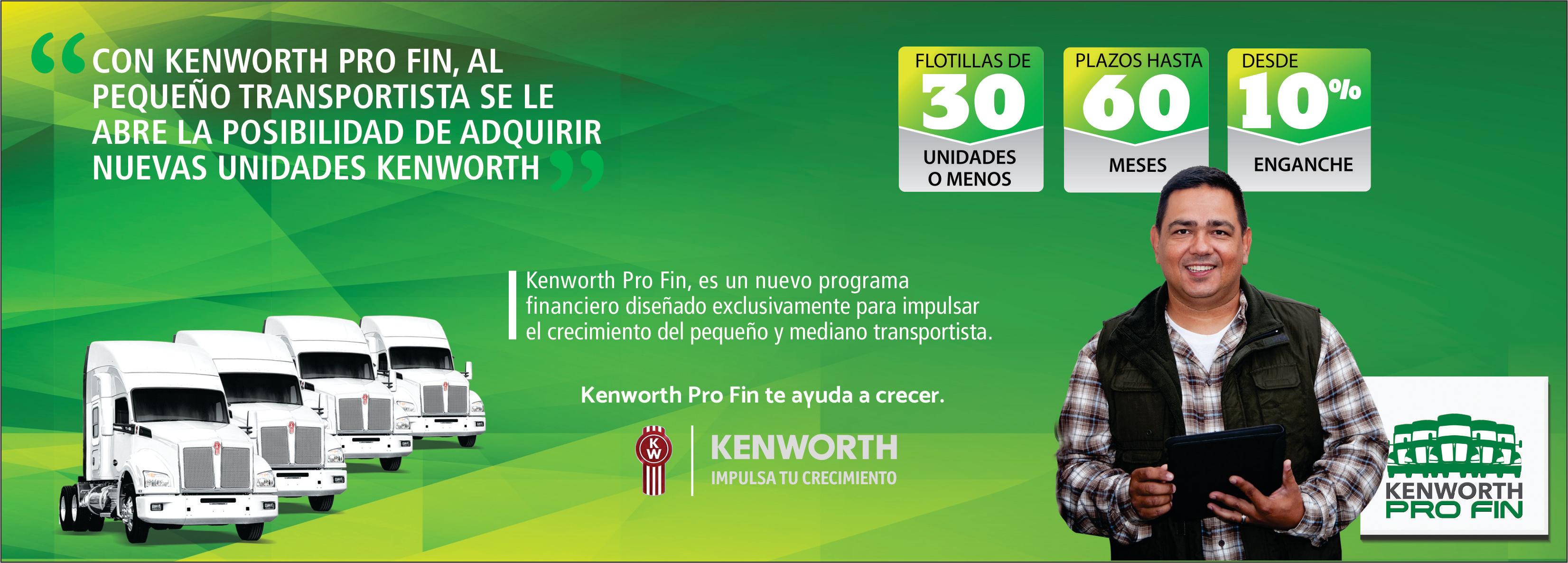 Kenworth Pro Fin