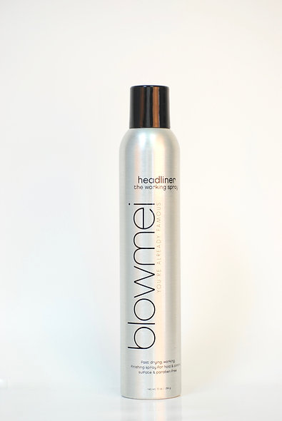 HEADLINER our lightest hold hair spray