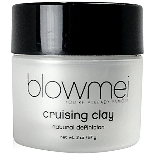 CRUISING CLAY - soft hold matte finish
