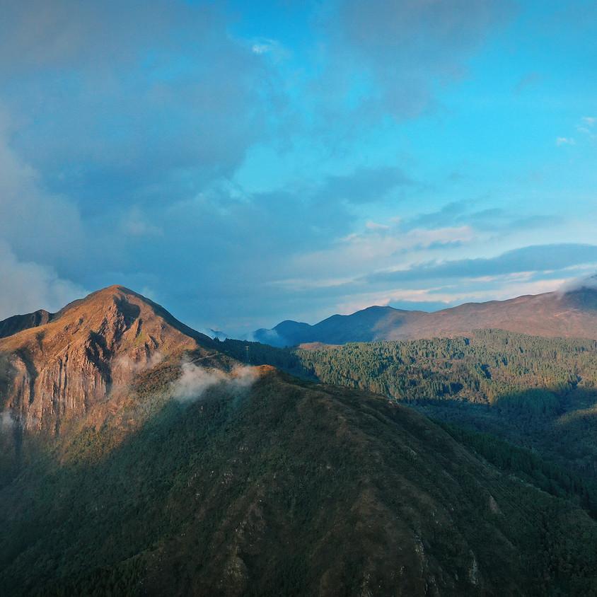 Visita los Cerros Orientales