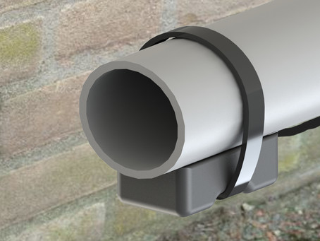 The Simple Solution to a Frozen Condensate Pipe
