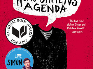 Book Review: Simon vs. The Homo Sapiens Agenda by Becky Albertalli