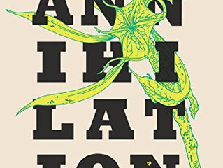 Book Review: Annihilation by Jeff VanderMeer