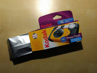 The Philosophy of a Disposable Camera