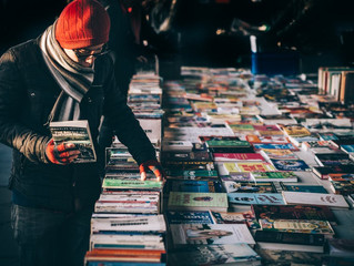 The Aura of Books