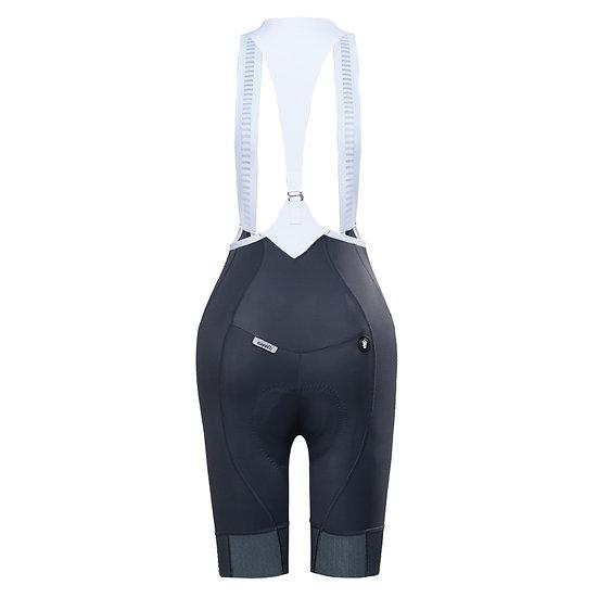 Pantaloneta Con Cargaderas Liberatta Para Mujer - Gris