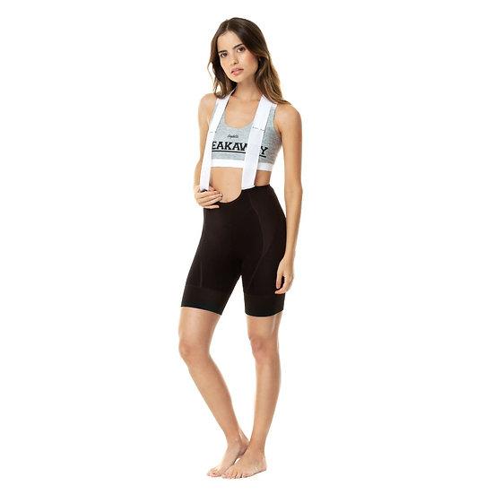 Pantaloneta Con Cargaderas Nápoles Scuro Para Mujer