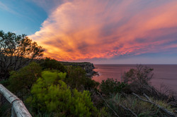 North Head Manly Sunset