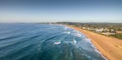 Narrabeen Beach Shoreline