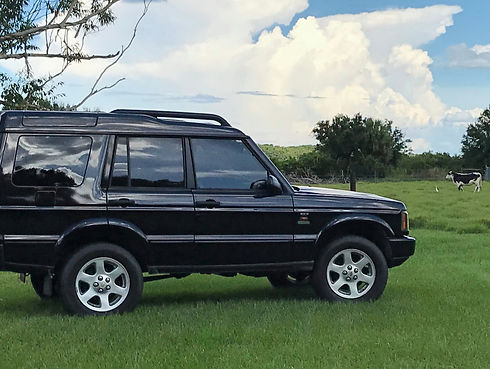 Land Rover Discovery LS Conversion