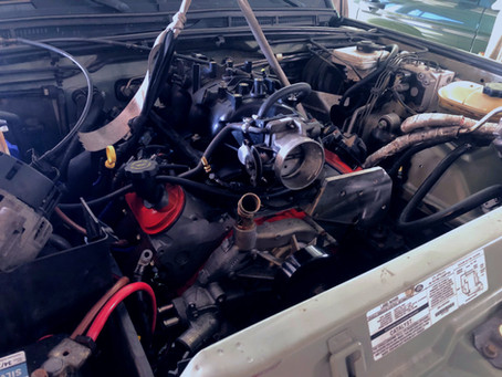 Why a Gen 3 LS engine is a great engine option for a Land Rover Discovery