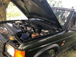 Land Rover Discovery 2 LS