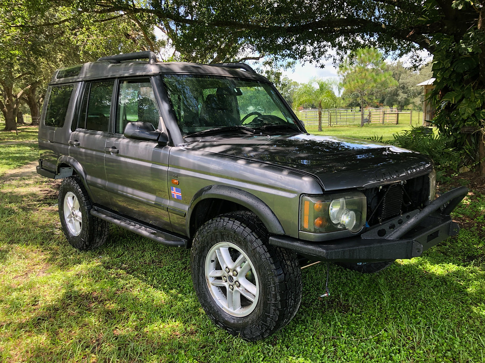 Land Rover Discovery LS LT L83 Engine Conversion Swap Kit