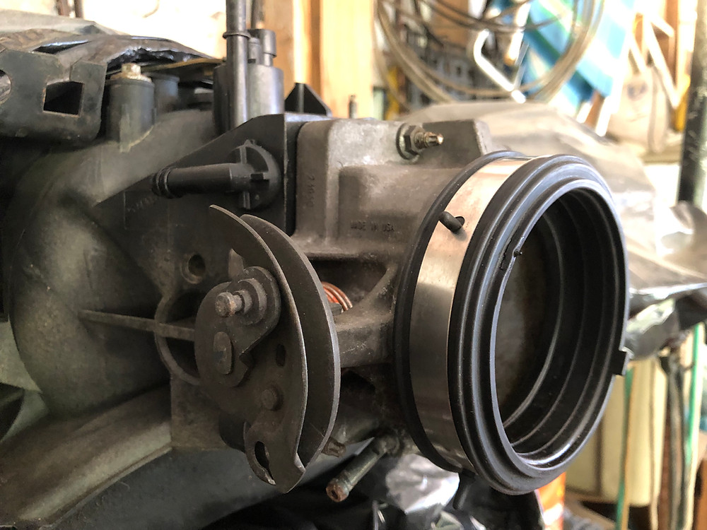 LS Gen 3 drive-by-cable throttle body