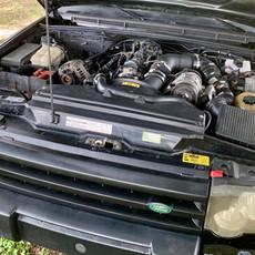 5.3L LM4 aluminum block V8