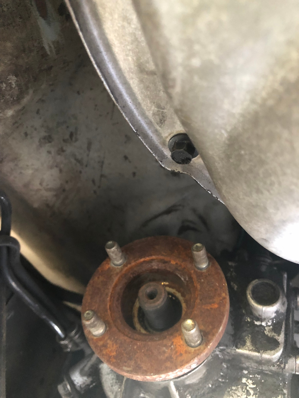 Discovery 2 4L80 LS Swap