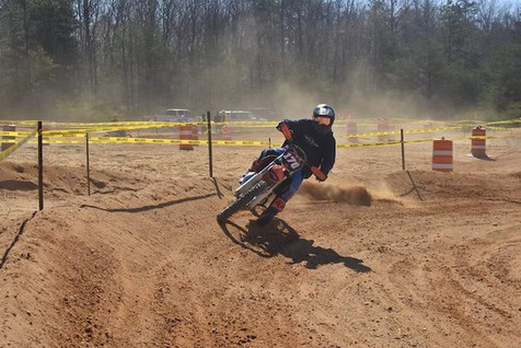 dirt bike!