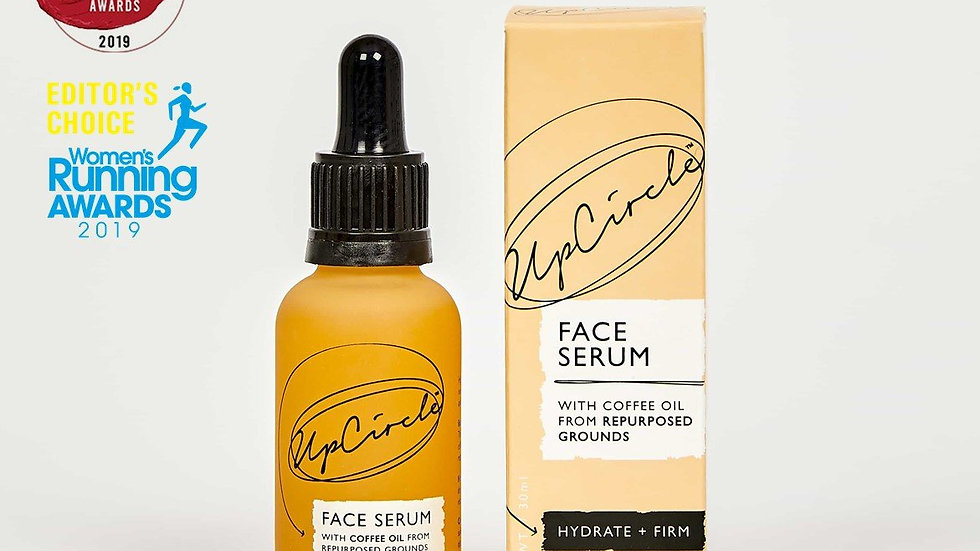 Organic Face Serum with Coffee Oil 30ml