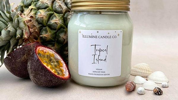 Tropical Island Candle
