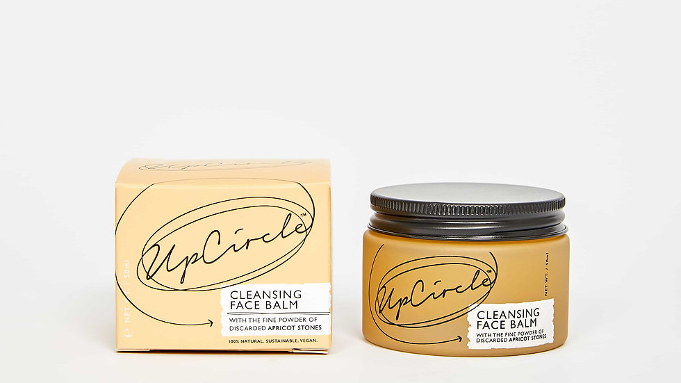 Cleansing Face Balm with Apricot Powder 50ml