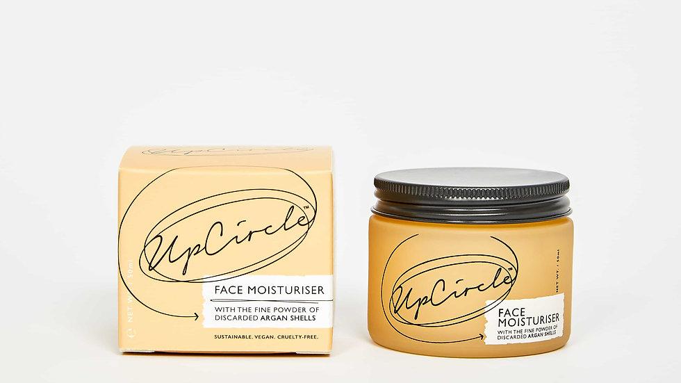 Face Moisturiser with Argan Powder 50ml