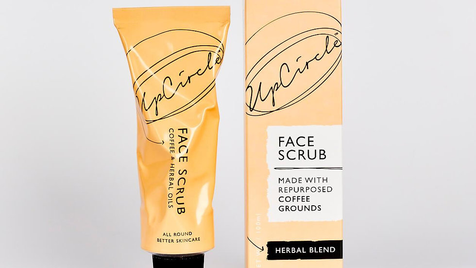 Face Scrub Herbal Blend 100ml
