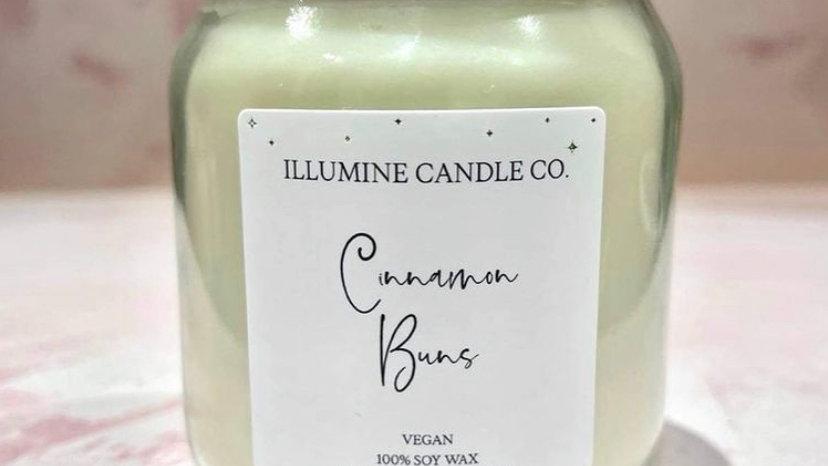 Cinnamon Buns Candle