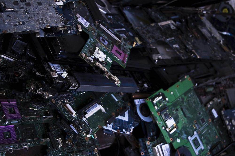 odpadki elektryczne