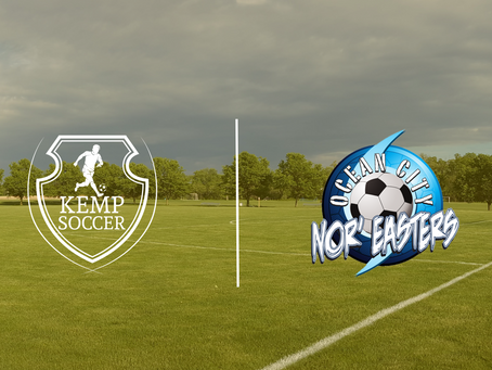 Kemp Soccer and Nor'easters