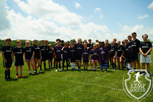 Academy and Premier Camp