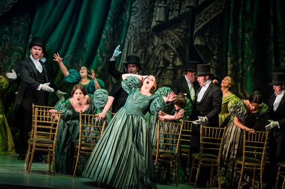 I Puritani, Grange Park Opera, UK 2013