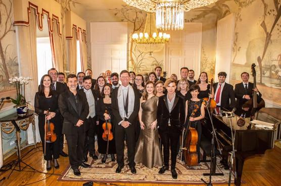 Gala Concert, Seteais Palace, Portugal 2019