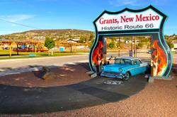 Grants, NM Historic 66