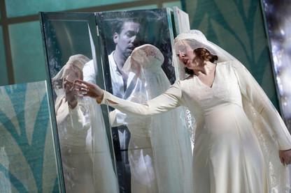 Le Nozze di Figaro (Susanna) with Robert Gleadow as Figaro