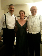 Celebrating John Moriarty - backstage with Greer Grimsley and Stephen Lord