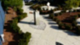 Rotunda, creative curve, Paths