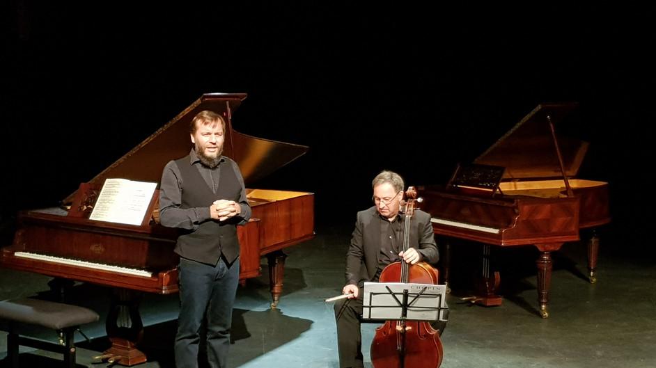 Rémy Cardinale et Emmanuel Balssa