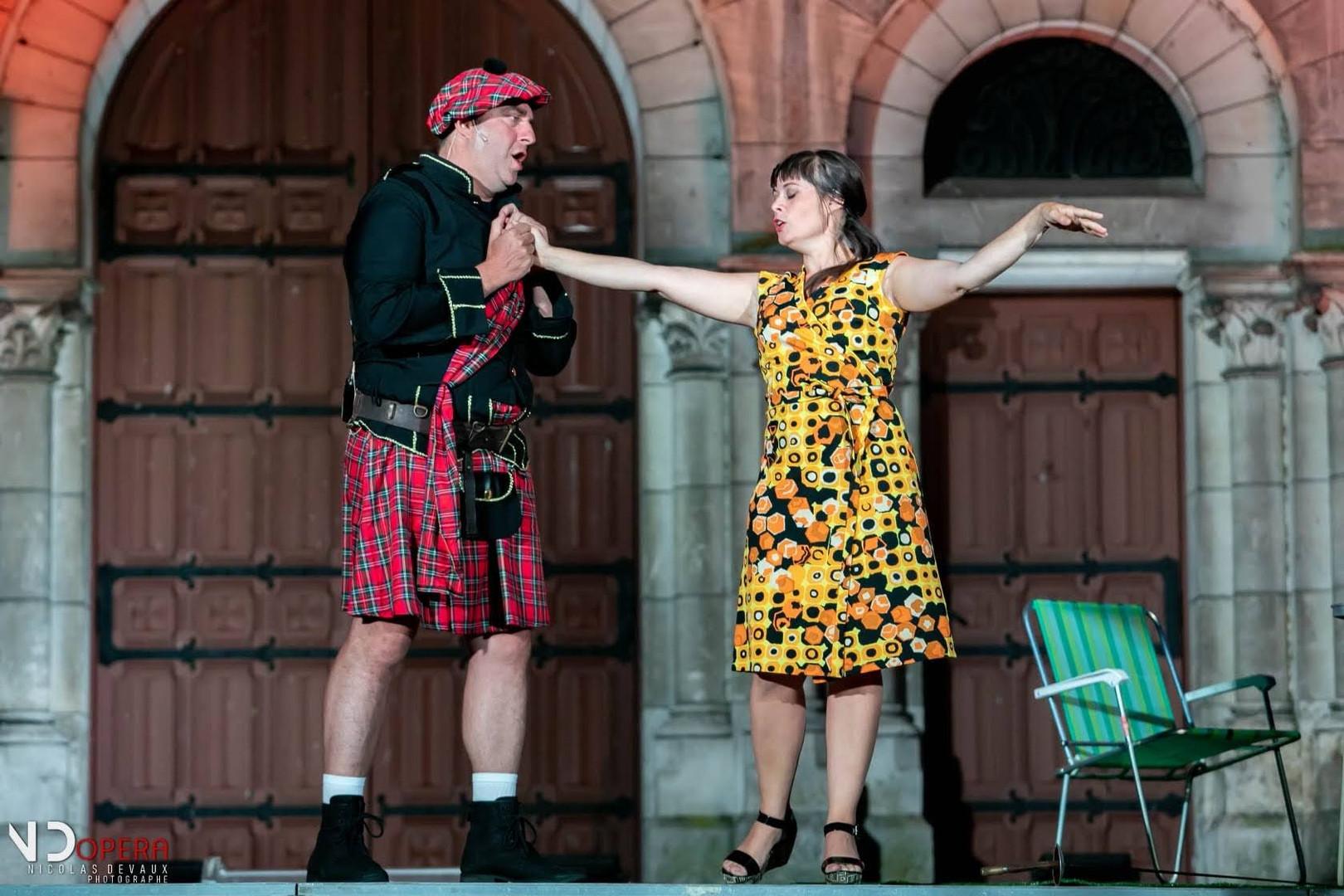 Julie Mathevet et Avi Klemberg