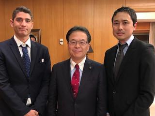 2019年、イスラエルと日本の関係が大きく進展する年に