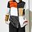 Thumbnail: Multi-colour Print Silk Blouse