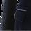 Thumbnail: Blazer croisé noir satiné
