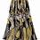 Thumbnail: Bright and Bold Multi-colour Pleated Maxi Skirt
