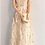 Thumbnail: Robe à paillettes champagne et or